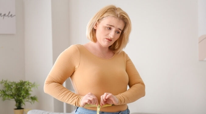 Why does stress make it hard to lose weight