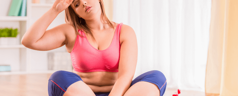 Reasons Why Not Losing Weight